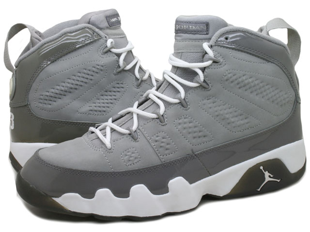 pretty nice 0b939 a3528  Kicks  Air Jordan 9 (IX) Retro- Cool Grey